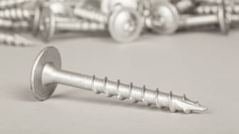 Essve launches a new WAF screw with a slim profile and superior clamping power