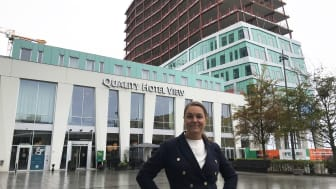 Quality Hotel View expanderar – endast 2,5 år efter öppningen