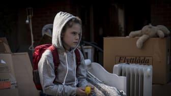 Barn i hemlöshet p g a vräkning.