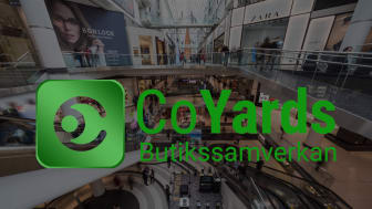 Framgångssaga med CoYards i brottsförebyggande butikssamverkan