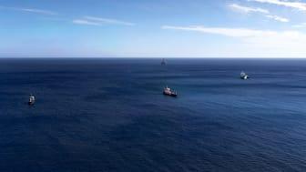 Så påverkar sjöfarten Östersjön