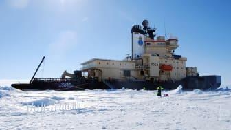 Renare marint bränsle ger bättre luft ombord