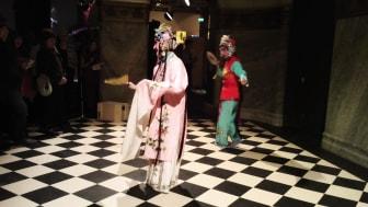 Beijingopera på Dansmuseet