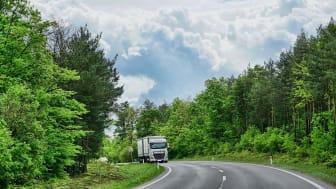 Mondelez International minskar CO2-utsläpp från transporter i Sverige med 74 procent