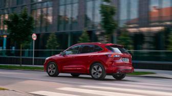 Ford Kuga Plug-in Hybrid forfører med dens gode køreegenskaber, lækre design og skarpe pris.