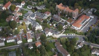 Stammsitz der Hephata Diakonie in Schwalmstadt.