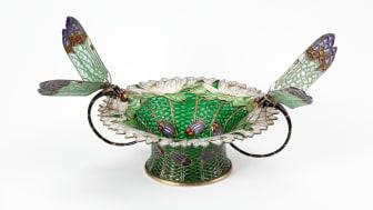 Gustav Gaudernack, Dragonfly Bowl