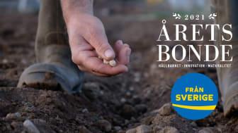 Från Sverige-märkningen är samarbetspartner med Årets Bonde, en tävling som lyfter Sveriges primärproducenter och svenska mervärden.