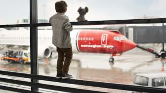 Norwegian erbjuder gratis ombokning på inrikesresor