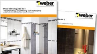 Weber Våtrumsguide – för dig som vill göra rätt på en gång!