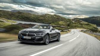 Nyheter i kø fra BMW