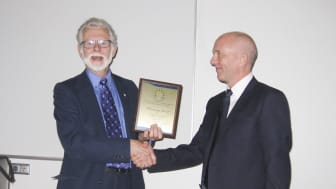 Johnny Ludvigssons Pris 2015 utdelat i Reykjavik