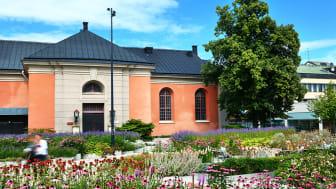 Hörsalsparken i Norrköping, foto: Peter Holgersson