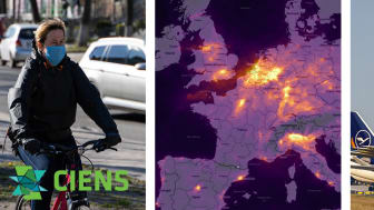 På CIENS frokostwebinar 27. mai bød forskere fra NILU - Norsk institutt for luftforskning på korte innblikk i ulike sider av luftkvalitetsproblematikken før og under koronatiltakene.