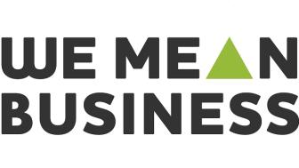 Hagainitiativet blir partner i företagsnätverket We Mean Business