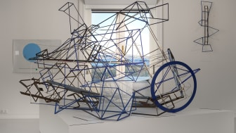 Kjell Varvin - Intermediary stages of a Never-Ending Process