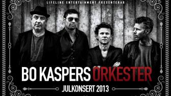 Extraföreställning med Bo Kaspers Orkester på Rival 19/12