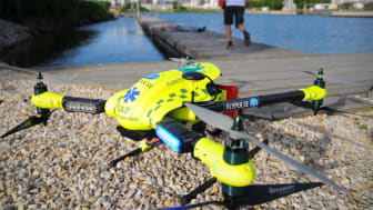 Flypulse mobila hjärtstartare, en av fyra nya rymdstartups i ESA BIC Sweden