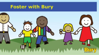 Fostering in Bury: Provide safe spaces for children in their local community