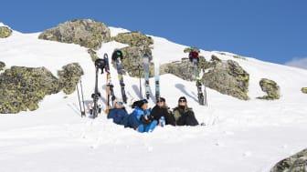 SkiStar stenger historisk vintersesong: fortsatt fokus på trygghet og sikkerhet til sommeren