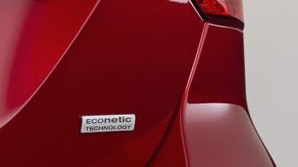 Ford esittelee Euroopan energiatehokkaimman ei-hybridi-perheauton