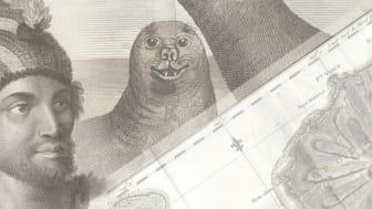 Reselitteraturen från 1700-talet innehåller många vackra illustrationer och kartor.