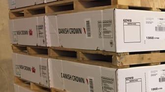 Ny emballageløsning reducerer Danish Crowns CO2-udslip med 290 tons.