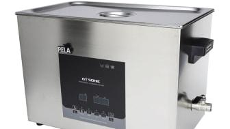 Nästintill som nytt. En ultraljudstvätt kan användas till i princip allt som tål vatten och som får plats i tvättkaret.