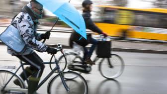 Region Skånes förslag utgår från fastställda strategier om att ställa om transportsystemet mot en större andel kollektivtrafik och cykel. Foto: News Øresund.
