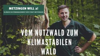Vom Nutzwald zum klimastabilen Wald – Einladung zum Waldspaziergang mit Revierförster Jürgen Dufner