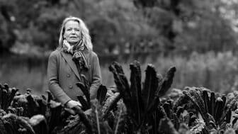 Agneta Green, Oaxen Krog & Slip, vinner hållbarhetspriset 100% Cirkulärt i kategorin Innovation för sin idé om en rikstäckande återvinning av vinkorkar