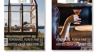 WHITE GUIDE HAR KORAT SVERIGES BÄSTA HOTELL OCH BARER