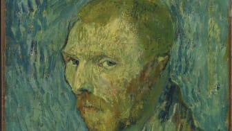 Vincent Van Gogh, Self portrait  (1889-1890)