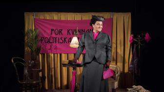 Catherine Westling som Gulli Petrini, Foto Lina Alriksson