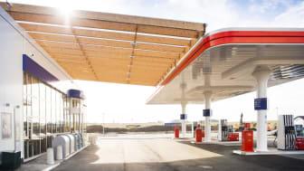 OKQ8 öppnar ytterligare en hållbar drivmedelsstation – OKQ8 Trelleborg