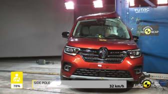 Renault Kangoo - Crash & Safety Tests - 2021