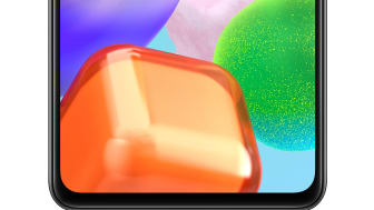 02_Samsung Galaxy A41_prism_crush_black_front