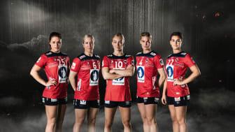 Håndball-EM starter 29. november på TV3 og Viaplay. Foto: TV3/Rune Bendiksen