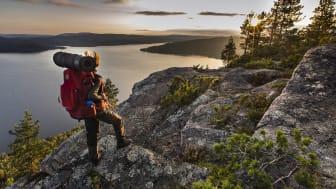 Höga Kusten på topp 3 bland platser svenskar helst vill besöka