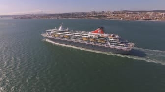 Fred. Olsen Cruise Lines extends pause in operations until end of June 2021