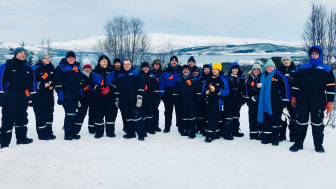 Britiske toppkokker i Tromsø for å lære mer om skrei