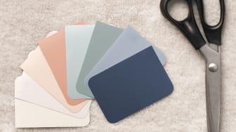 Em home lanserar färgkollektion