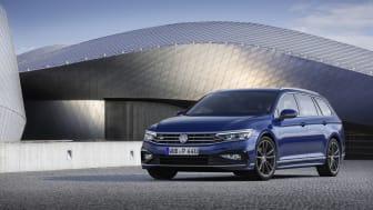 Volkswagen Passat uppdateras med ny teknik – Passat GTE får ökad räckvidd på el
