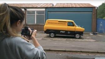 Az 1965-ös Ford Transit Mk1 új szerepben