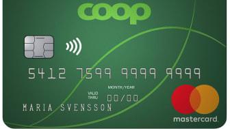 EnterCard and Coop Sweden enter a new partnership