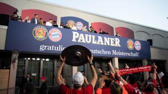 FC Bayern Fanfest 2019-Balkon