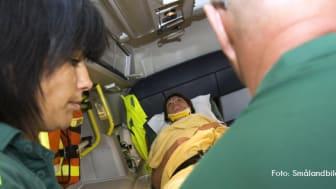 Barn som anhöriga inom ambulans- och akutsjukvården