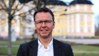 Gustav Melin, VD i Svebio.