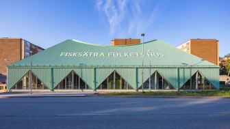 Arkitekturpris till Stena Fastigheters satsning med Fisksätra Folkets Hus