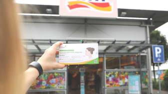 Ab sofort: Corona-Selbsttest ab 95 Cent pro Stück bei dm-drogerie markt
